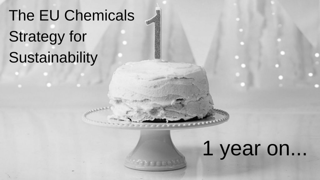 The EU Chemicals Strategy for Sustainability – one year on
