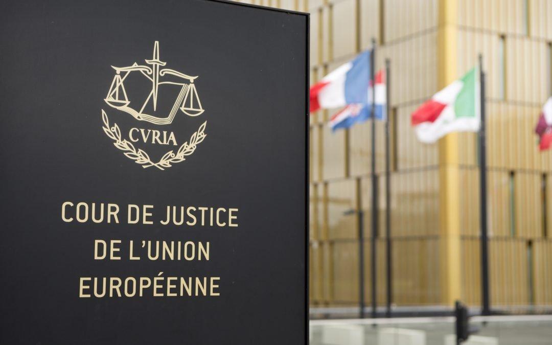 "CHEM Trust joins EU court battle against ""forever chemicals"""