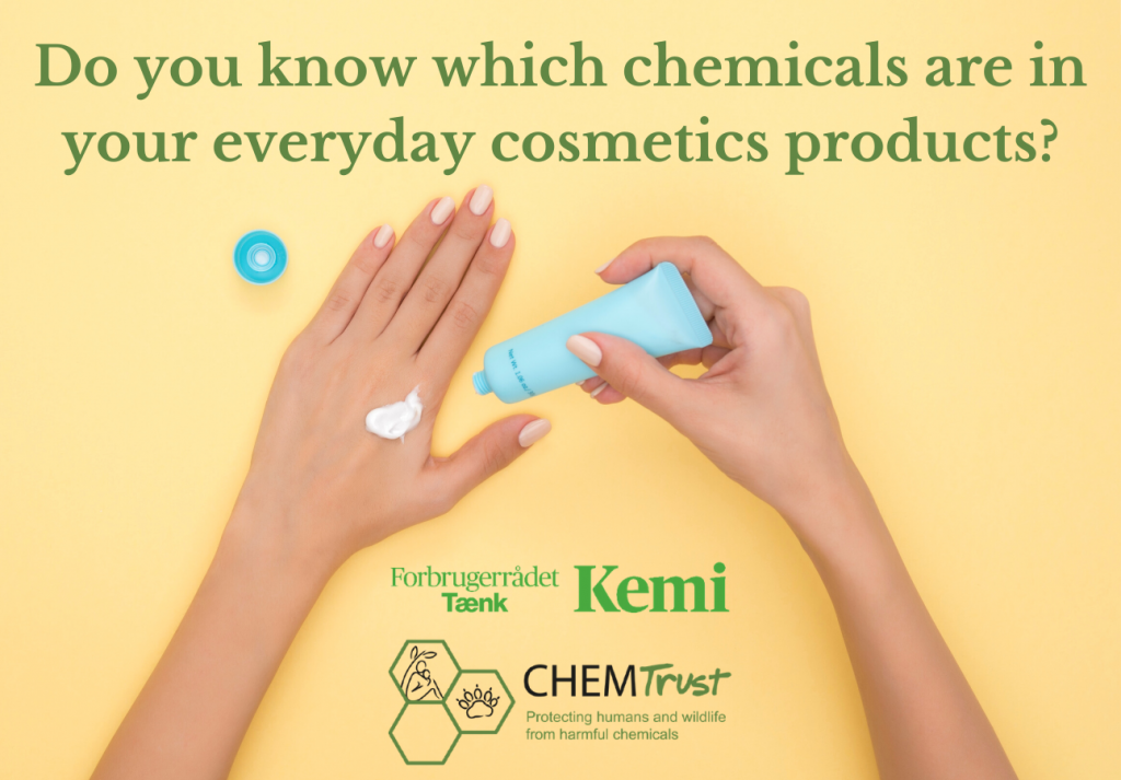 Shopping for cosmetics? Make sure you know what's in the products