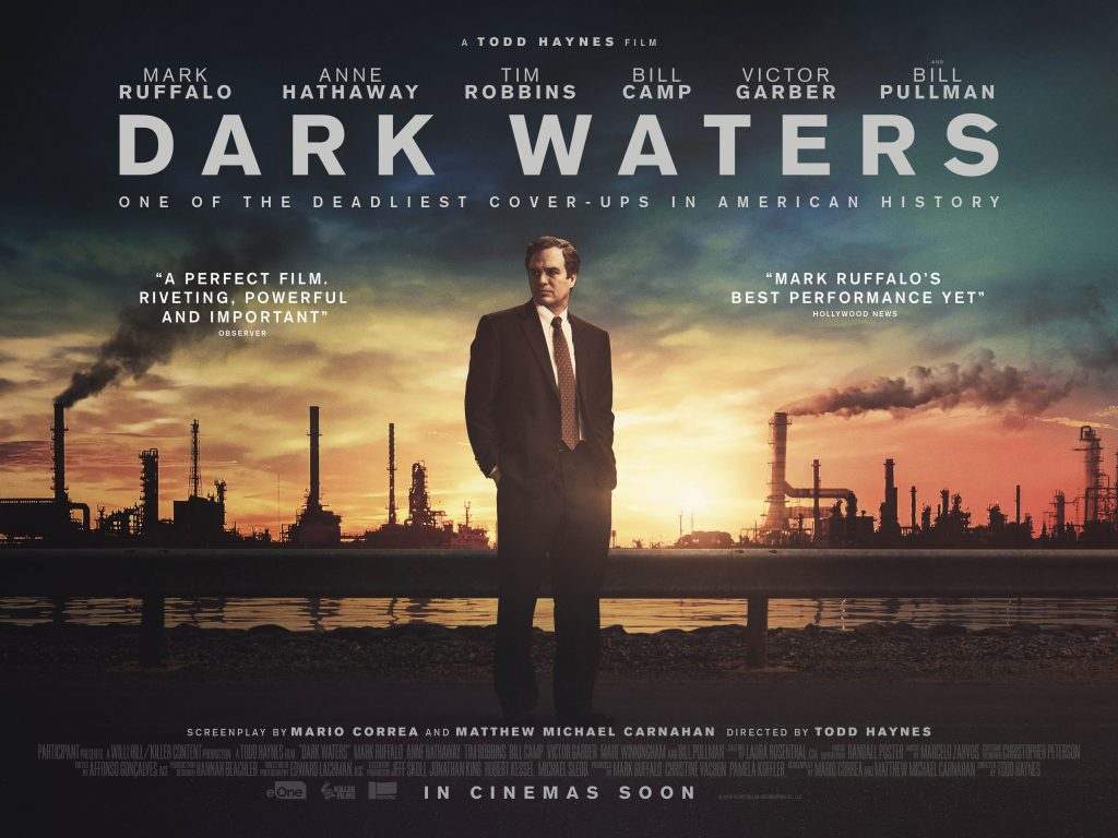 Image result for dark waters poster