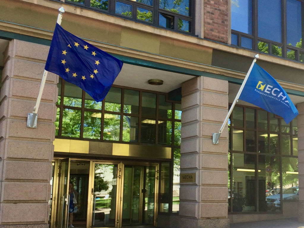 Brexit progress? Draft Political Declaration mentions EU chemicals agency ECHA