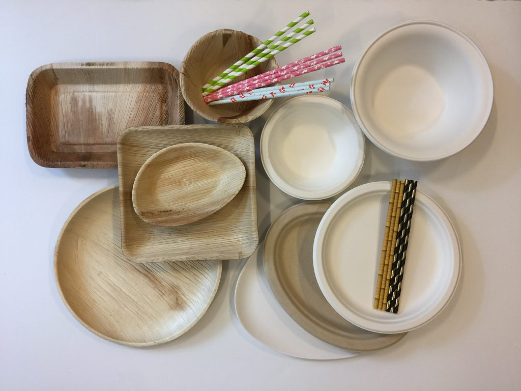 New consumer test reveals harmful chemicals in paper and plant fibre tableware