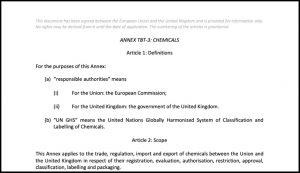Chemicals annex image