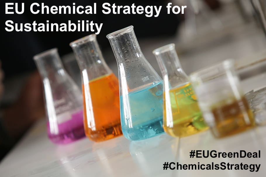 CHEM Trust welcomes the European Commission's new Chemicals Strategy for Sustainability