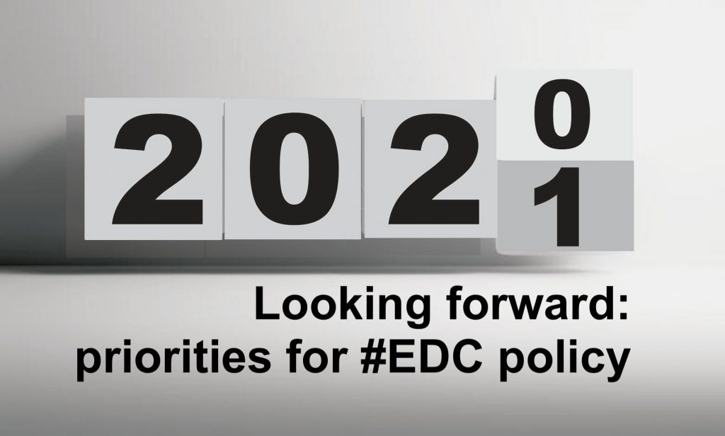 2021, a decisive year for action against endocrine disrupting chemicals in the EU?