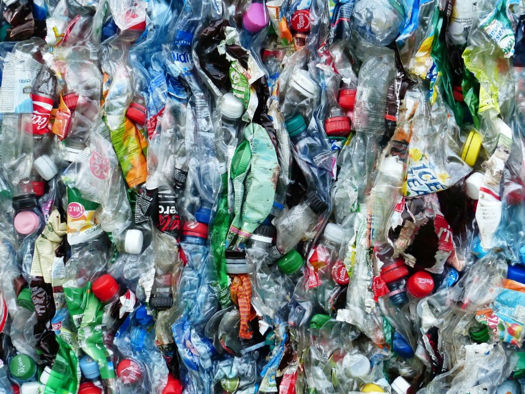 """Why """"recycling"""" will not solve the plastic pollution problem"""