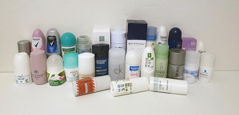 New study from Danish Consumer Council finds suspected hormone disrupting chemicals in almost 1 in 4 deodorants